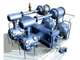 Compressor 4BM10-120/9