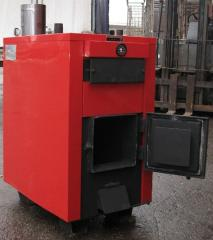 Copper pyrolysis KP-02-20-30 of kW