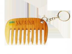 """Брелок расчёска """"Украина"""" код 143-02-03"""