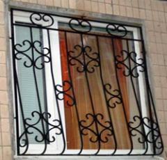 Rejas para ventanas y puertas protectores