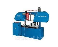 Автоматический двухколонный ленточно-отрезной станок по металлу Pilana PMS 280/325 ACE