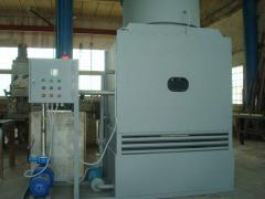 Coolers ventilatory with the closed contour