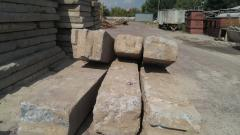 Second-hand FBS-24-30-60 blocks in a good shape