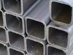 Steel pipes square