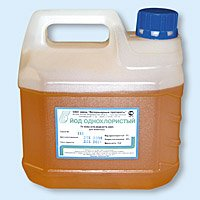 Iodine of monochlorated 3%