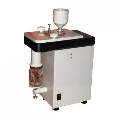 Mill laboratory LMT-1 for grind of grain of wheat,