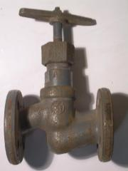 Gate valve locking stuffing flange 15s51p KZ 22083