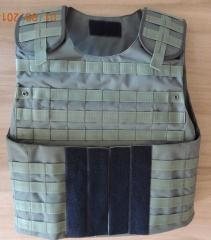Unloading vest (Mall) + cartridge pouch of +2