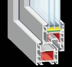 Окна пластиковые трехкамерные и пятикамерные. Что