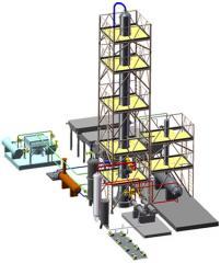 Атмосферные установки первичной переработки нефти