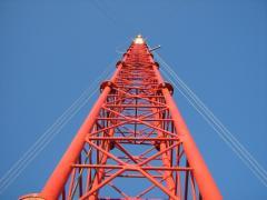Металлоконструкции башен, мачт, трубостоек