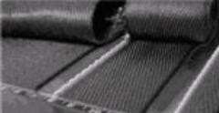 Materials carbon and graphite, carbon fabric,