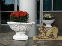 Vase flower bed of Art.No. 266