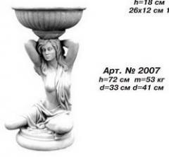 Flower bed vase Арт.№ 2007