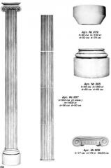 Column type-setting Art.No. 379+357+366