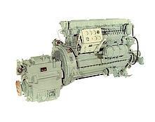Двигатели судовые, судовые дизель-генераторы