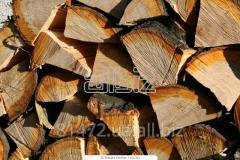 Дрова из твердых пород дерева