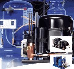 Refrigeration compressors Maneurop