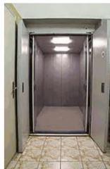 Elevators passenger with the lower machine room