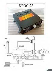 GALAN KROS control unit 25
