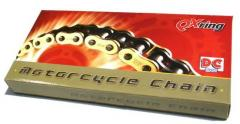 Chain for the motorcycle DC 525 MSX without