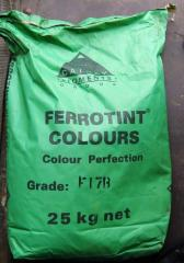 Pigment synthetic green (chrome oxide) FERROTINT