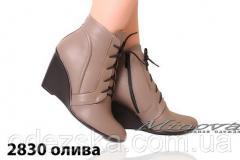 Ботиночки Женские зимние-осенние 2830