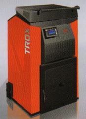 Copper solid propellant TROX