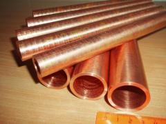 Plugs copper (copper molding)