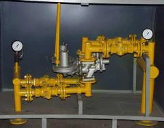 Пункт газораспределительный  ГРПШ-400-2 (ТУ У