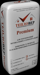 Heat-insulating plaster Teplover Premium + with