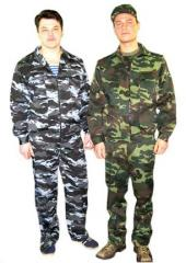 "Suit camouflage ""Master"