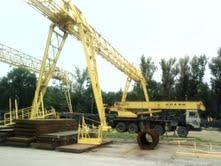 Кран козловой строительный ККС 16-32