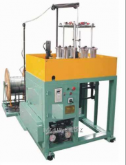 Machines for knittings of products from wire.