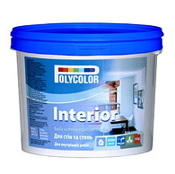 Краска интерьерная для стен и потолков INTERIOR