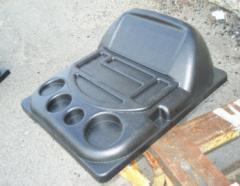 Molding vacuum No. 2