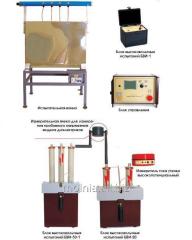 Device high-voltage test AB-50/70-2