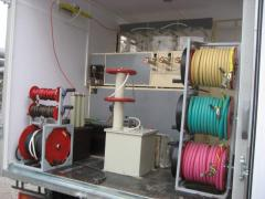 Electrotechnical complex laboratory ETL-35K