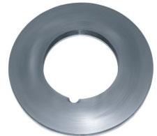 Ножи дисковые для резки металла.