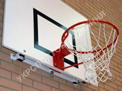 Basketball backboard (bakelitovy moisture