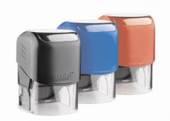 Оснастка пластиковая для печатей и штампов стандартных размеров