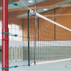 Racks are volleyball