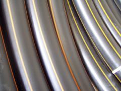 Трубы напорные и фасонные части из полиэтилена