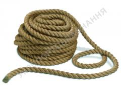 Ropes for pulling of 25 m the Dr. of 35 mm