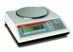 Scales laboratory Axis with/to the display and