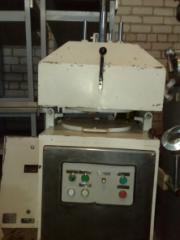 Тестоделительные машины