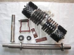 Spare parts to BTsS-25/50