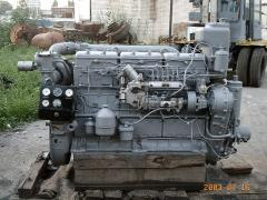 The diesel power plant without TNVD, without