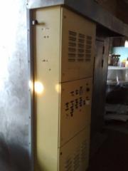 Печь хлебопекарская Midivector 45кВт финка