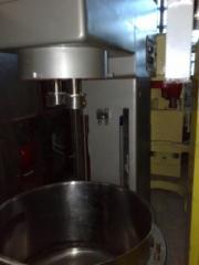 Кремовзбивальная машина МПВ-100